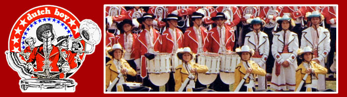 Dutch Boy Drum Corps